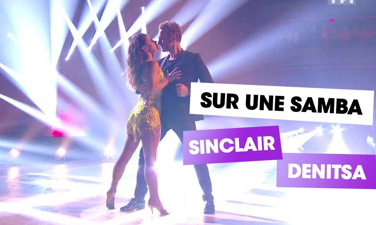 Sur une Samba, Sinclair et Denitsa Ikonomova (Shape of you)