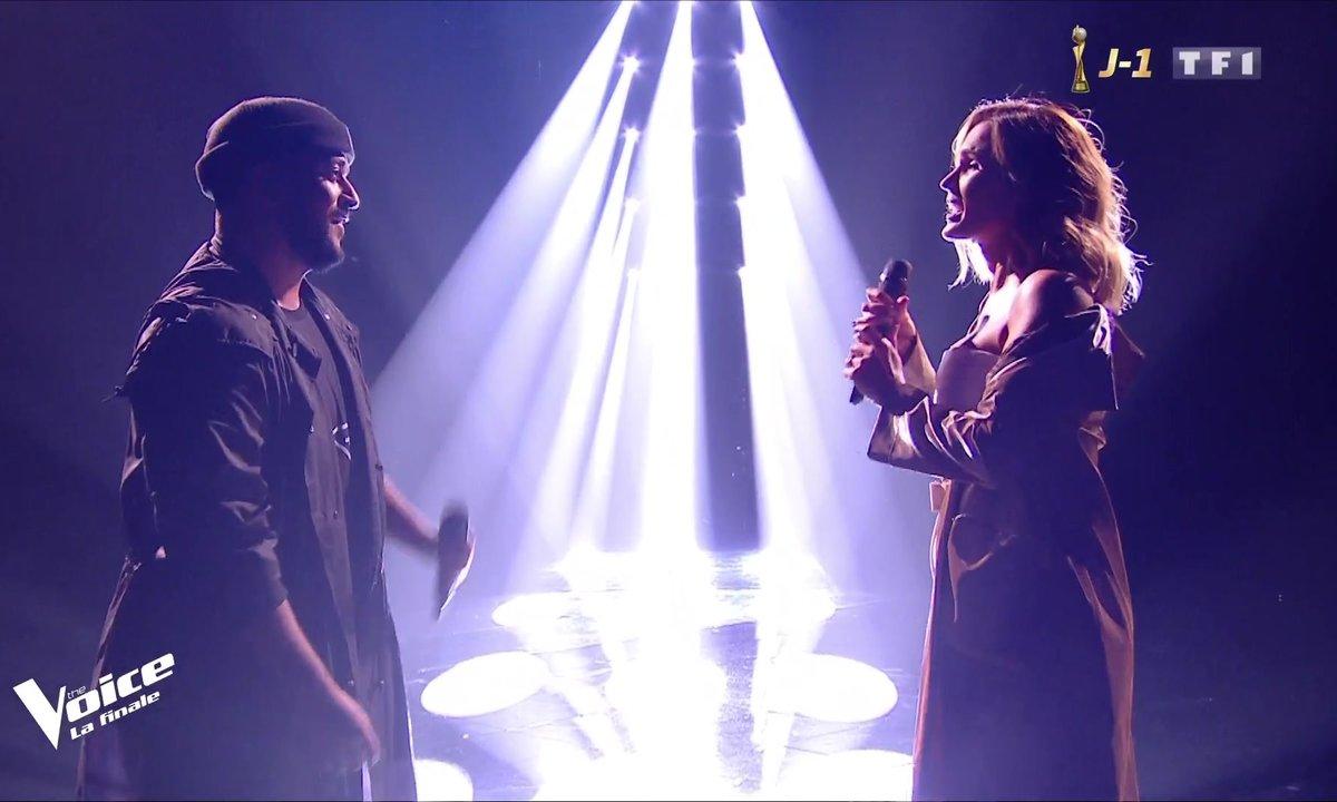 Slimane et Vitaa « Versus » en direct pour la finale The Voice 2019