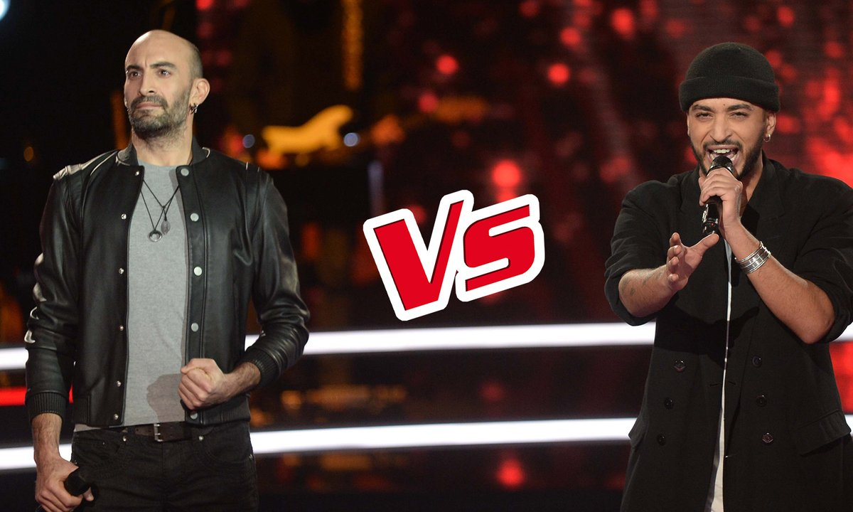 Slimane VS François Micheletto, duel de warriors sur « Show Must Go On » (Queen). (Saison 05)