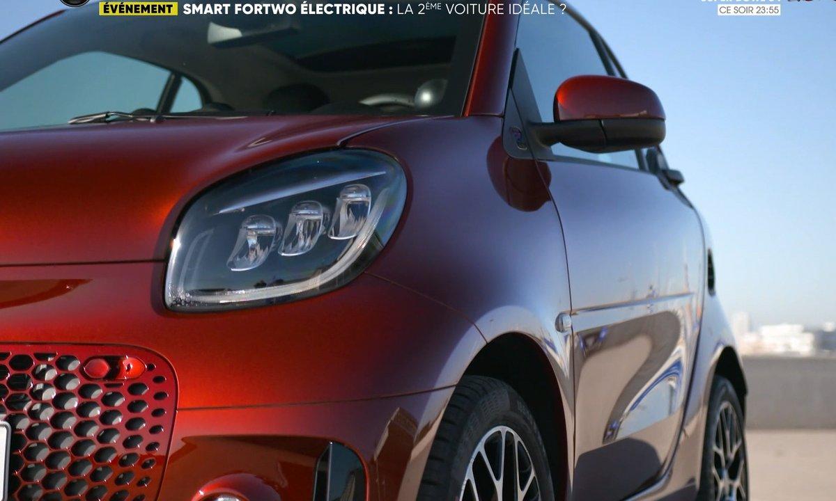 L'essence et le diesel au placard : Smart fait sa révolution électrique