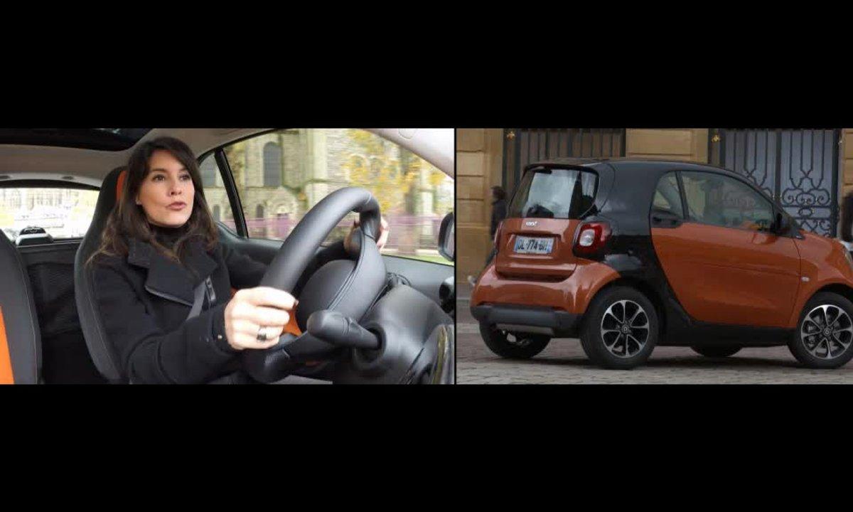 Teaser : Automoto dans les coulisses des nouvelles Smart