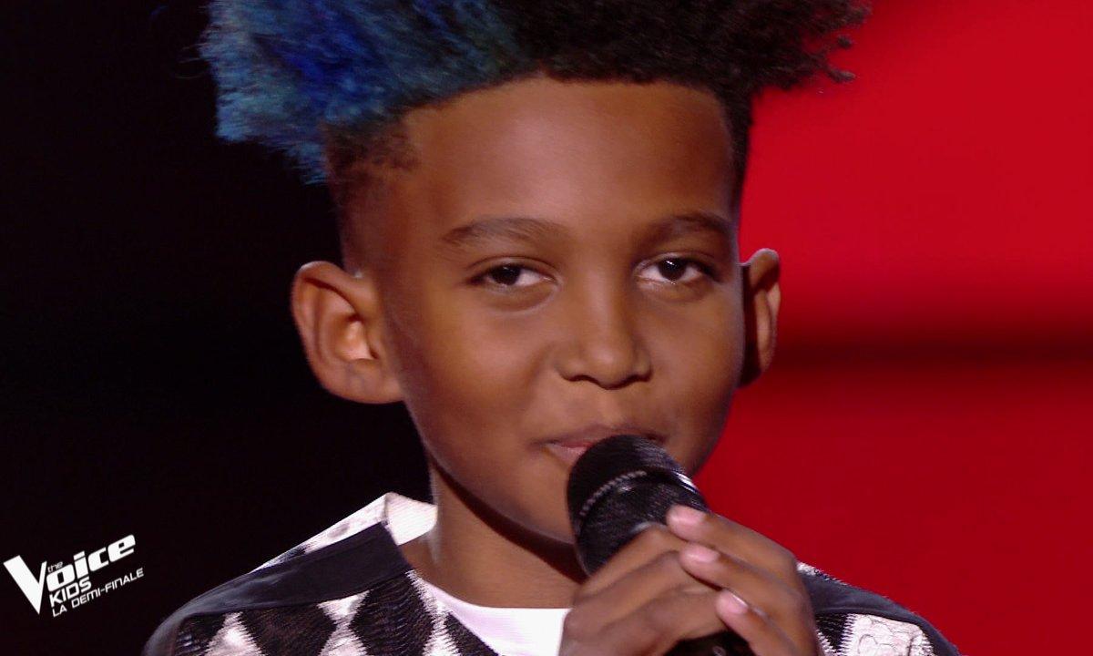 The Voice Kids : Soan chante « Redemption song » de Bob Marley (Team Soprano)