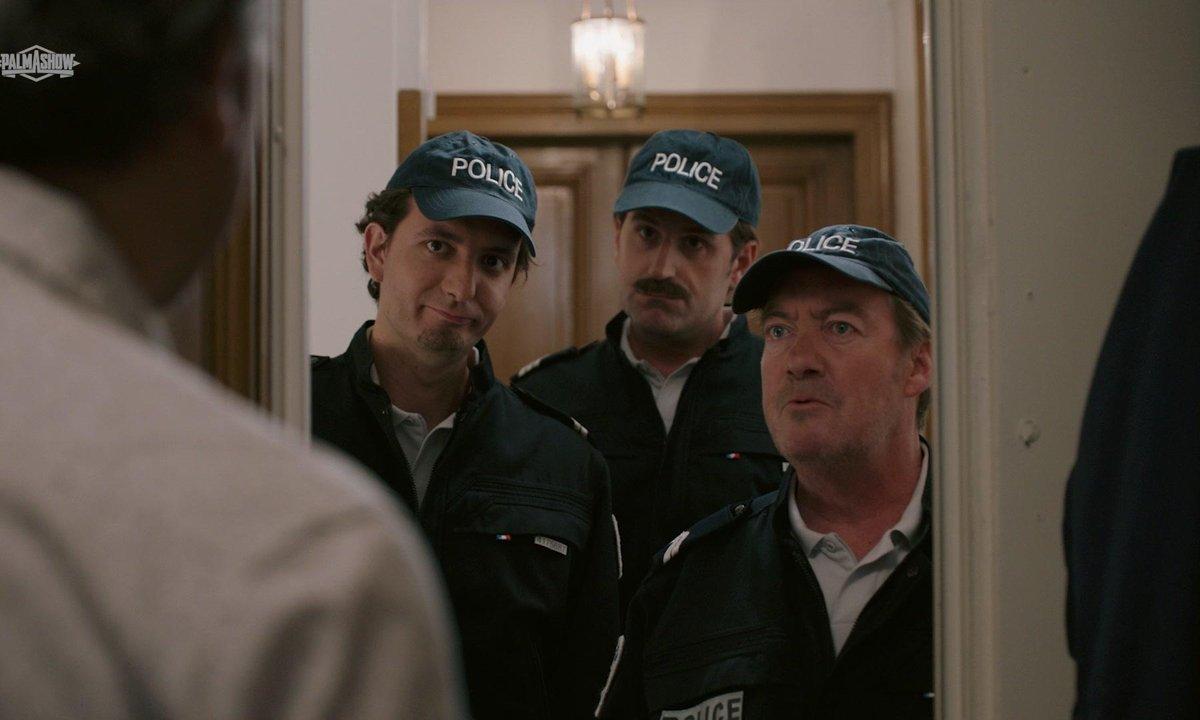 """Quand les flics sont à la porte, ils entrent """"in situ"""""""