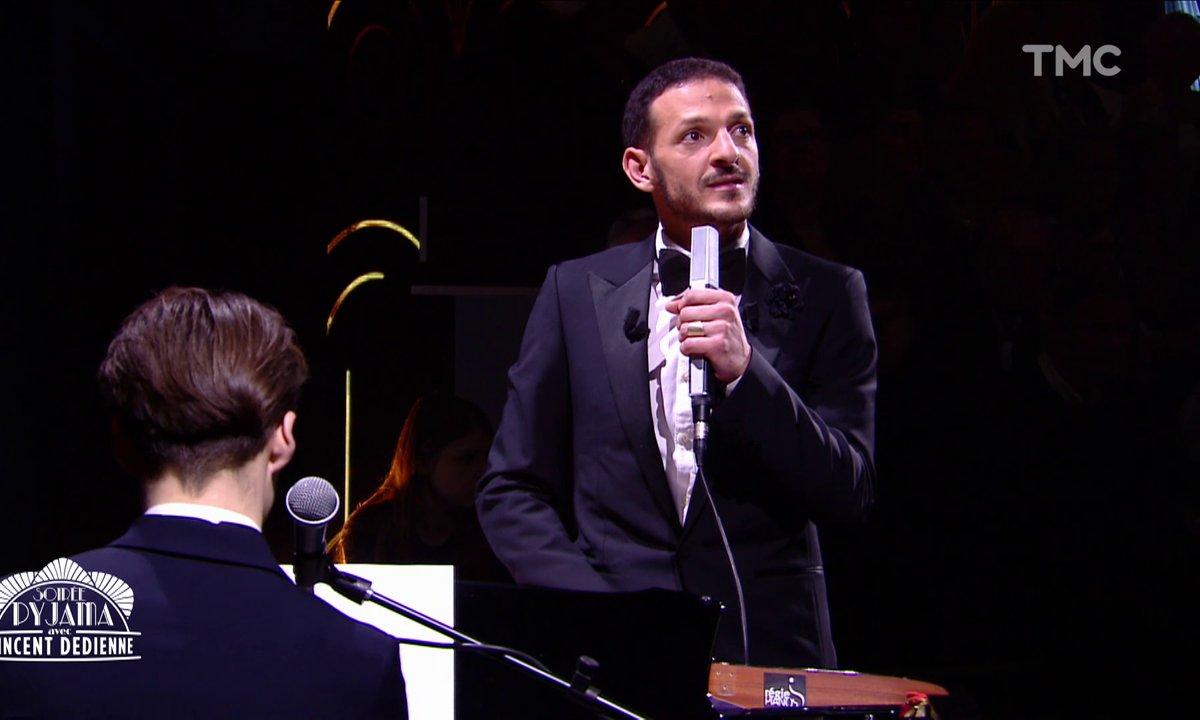 Vincent Dedienne (essaie) de chanter Dalida (mais c'était sans compter sur Catherine Ringer, Bigflo et Oli, Timp Dup et Emma)