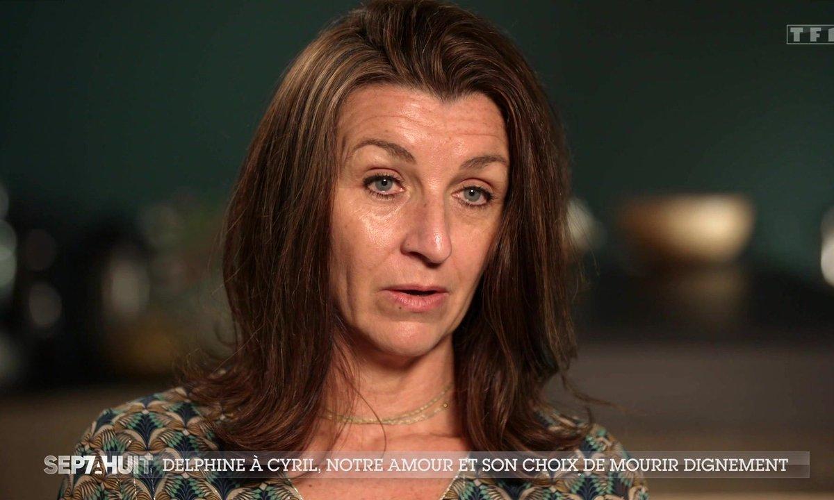Son mari a fait le choix de l'euthanasie : le récit bouleversant de Delphine
