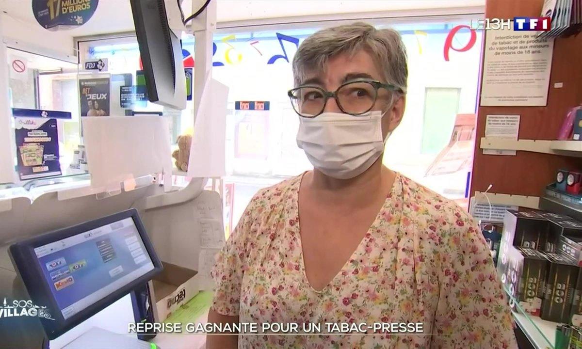 SOS Villages : la reprise gagnante d'un tabac-presse dans le Tarn