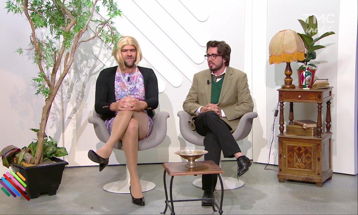 Speakrines : Eric et Quentin présentent Madame Foresti