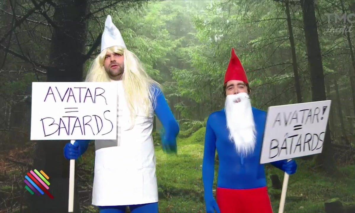 Les speakrines : Eric et Quentin présentent Avatar
