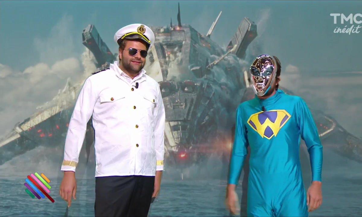 Les speakrins : Eric et Quentin présentent Battleship