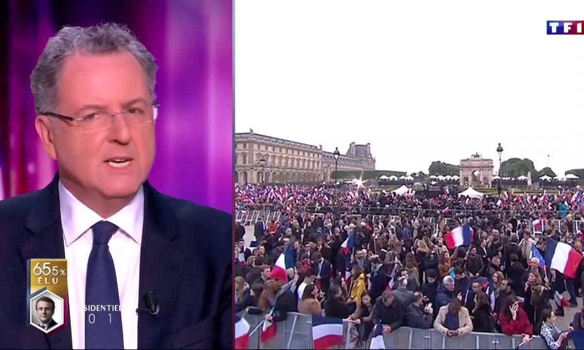 """""""Le chantier de rassemblement des Français est ouvert"""" déclare le porte-parole d'En Marche!"""