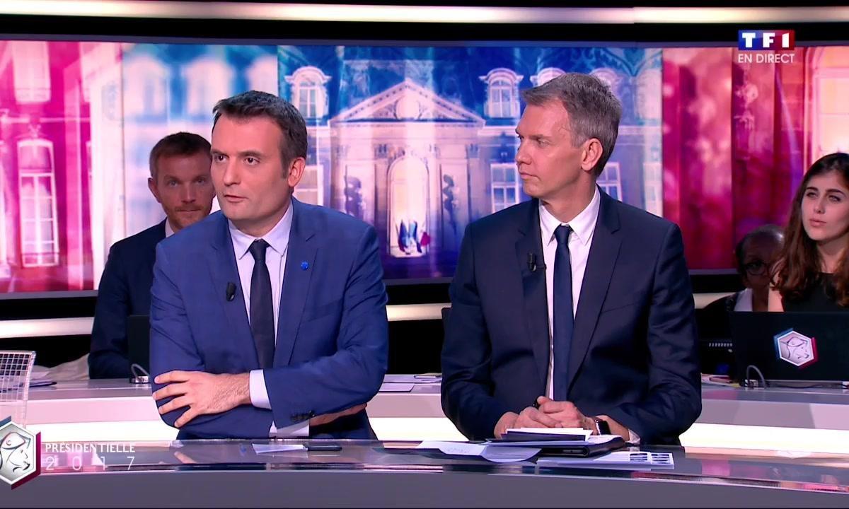 """Philippot : """"Jean-Marie Le Pen n'a pas de leçon à donner"""""""
