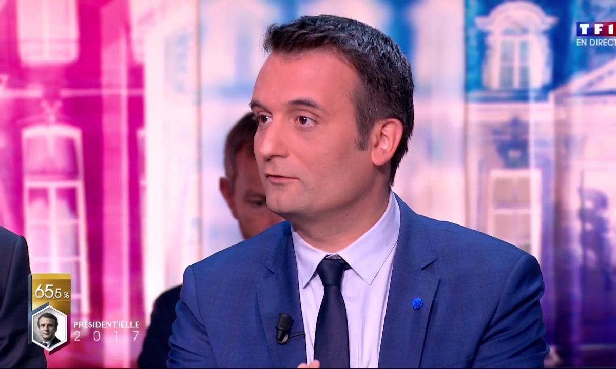 """Philippot : """"Le soutien de Valls, cela sent la naphtaline"""""""