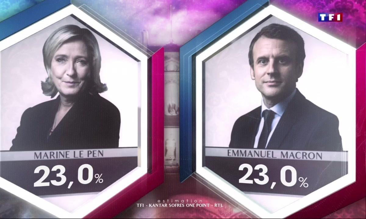"""Maréchal-Le Pen à Baroin : """"Vous essayez de sauver vos fesses !"""""""