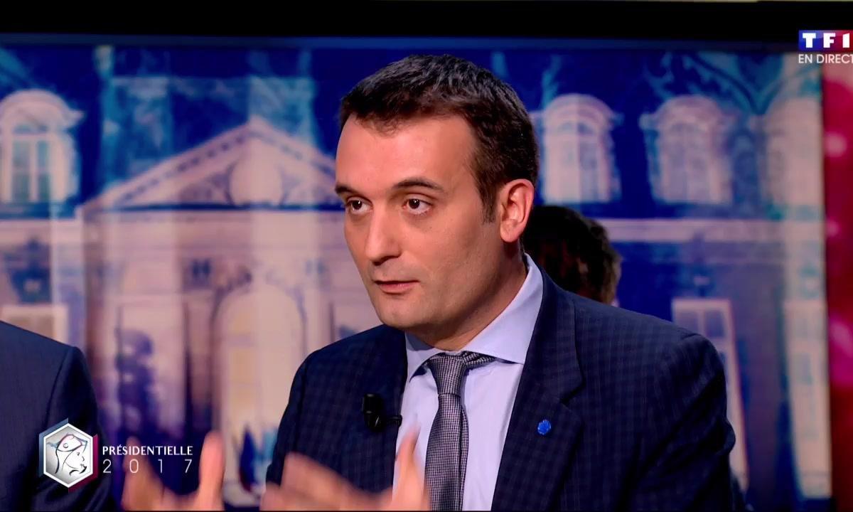 Présidentielle : Florian Philippot réagit aux résultats du premier tour
