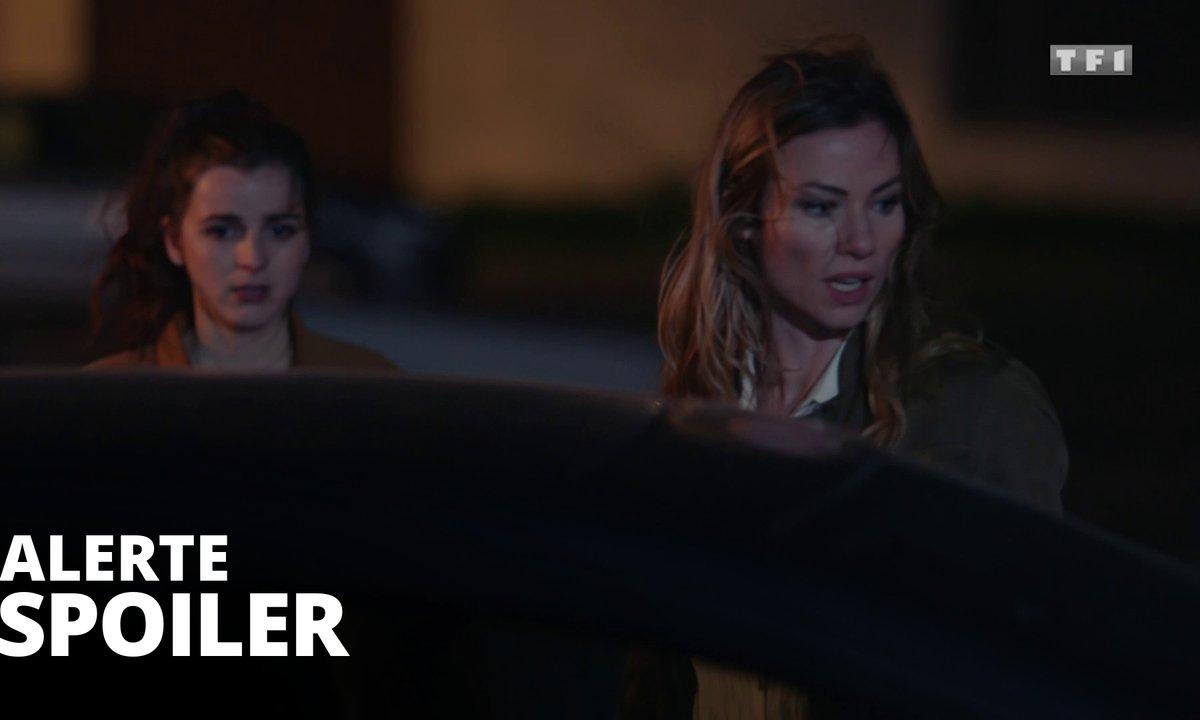 [SPOILER] - Anna et Garance retrouvent la voiture de Clémentine !