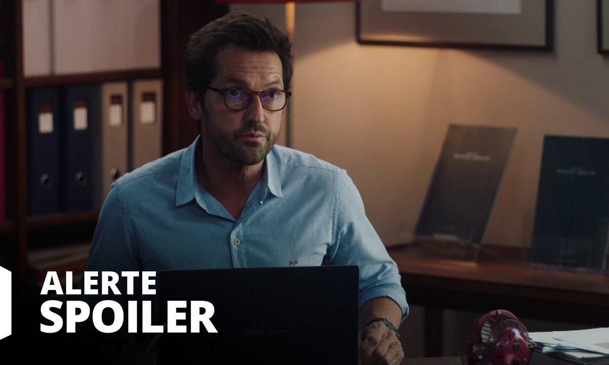 [SPOILER] - Antoine décide de ne pas rendre publique l'affaire Teyssier