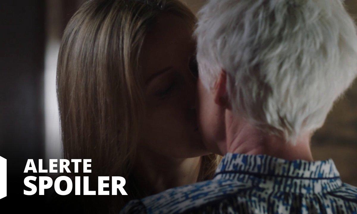 [SPOILER] - Claire embrasse Olivia !