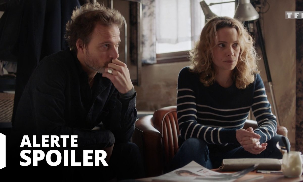 [SPOILER] - Cohabitation difficile entre Alma / Samuel et les Daunier !