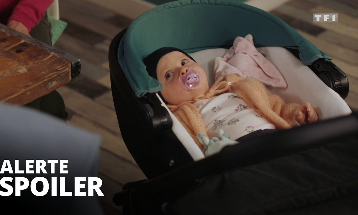 [SPOILER] - Découvrez la nouvelle baby-sitter de Céleste !