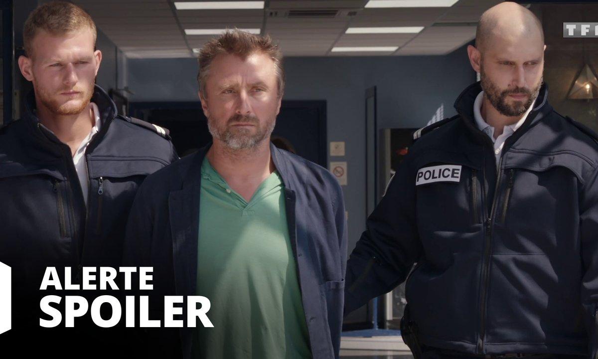 [SPOILER] - Direction la prison pour Alex