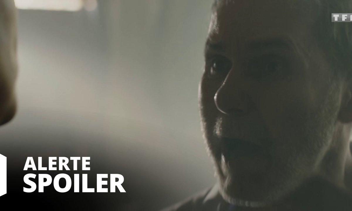 [SPOILER] - François prêt à brûler l'hôtel et sa femme !