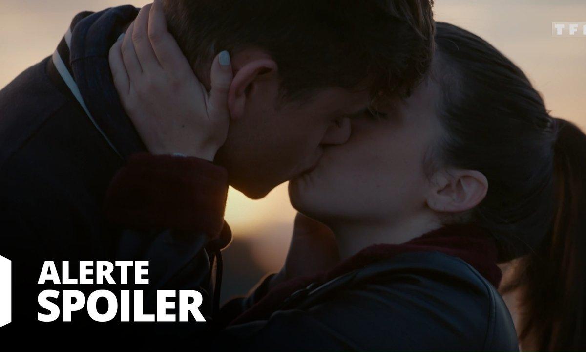 [SPOILER] - Jules et Charlie s'embrassent !