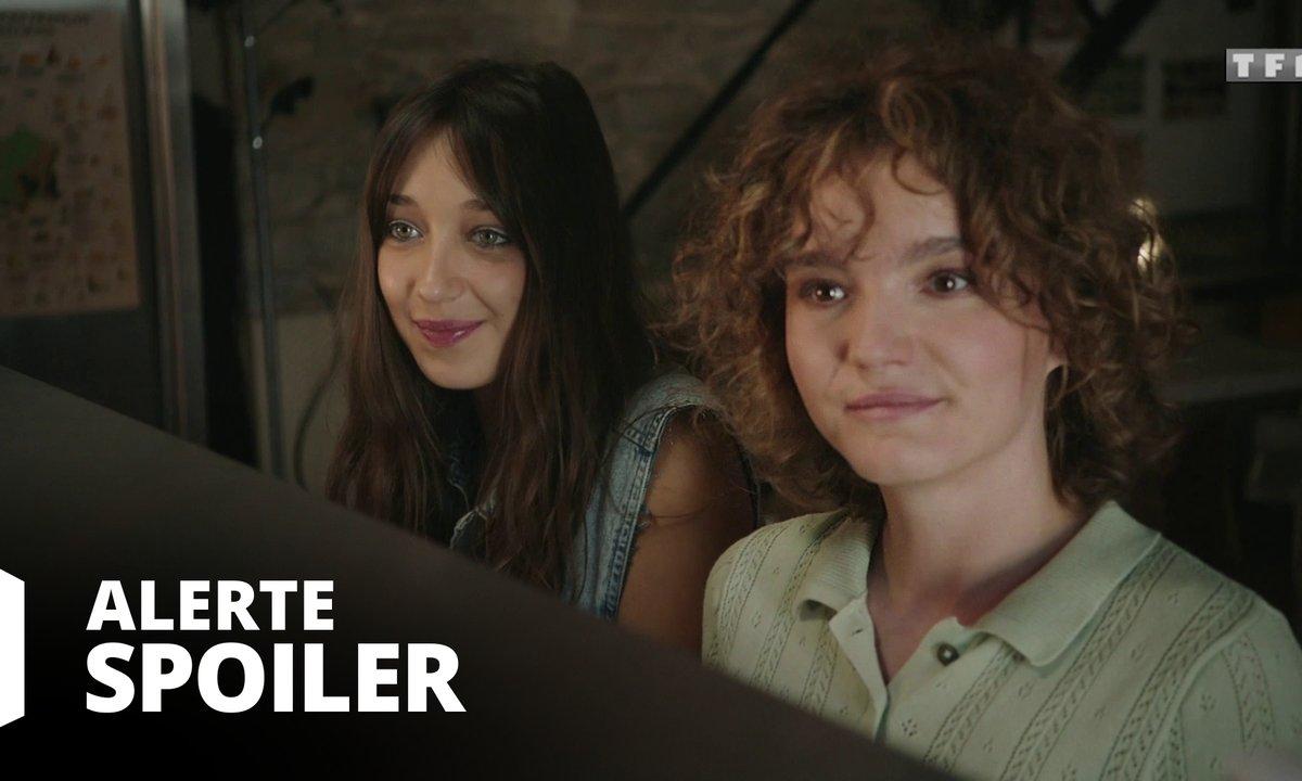[SPOILER] - Kelly et Jasmine balancent une bombe à Théo !
