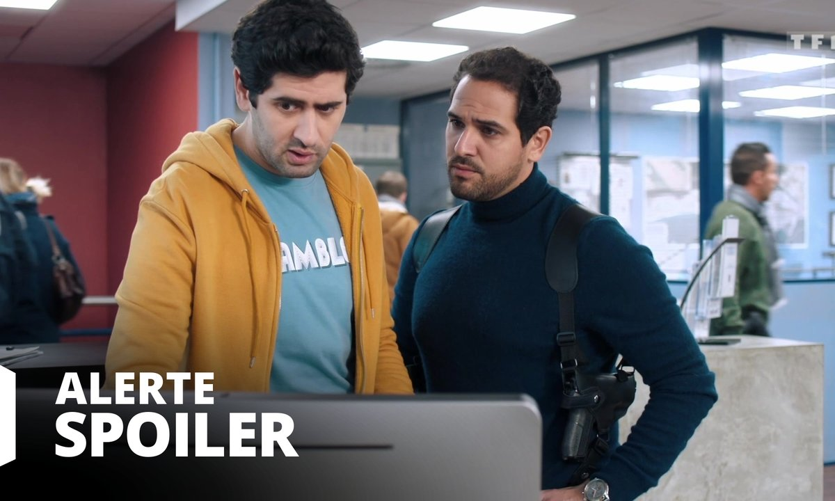 [SPOILER] - La police localise le hacker !