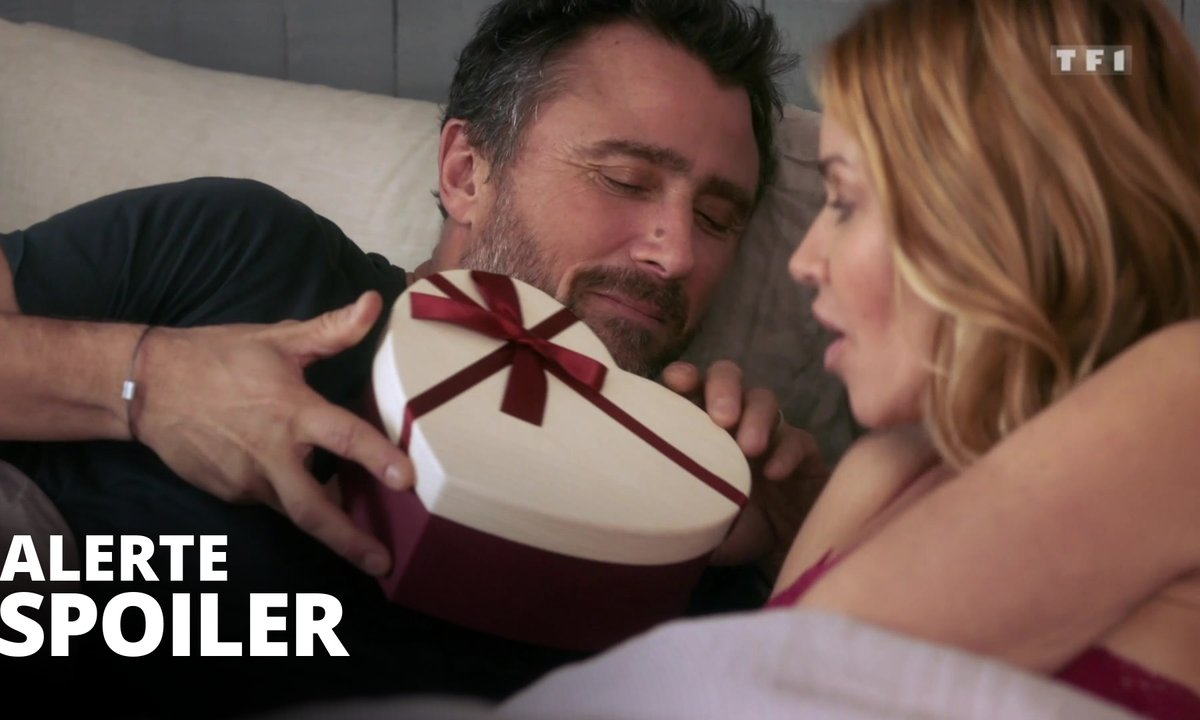 [SPOILER] - La super surprise d'Alex à Chloé !