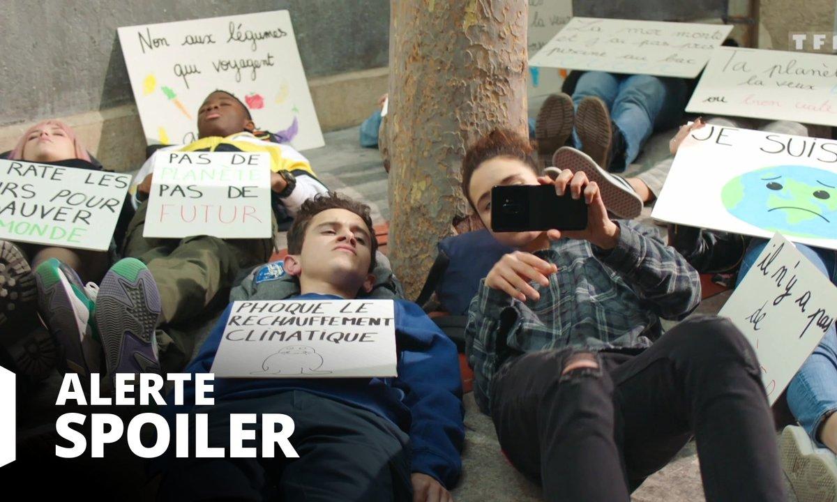 [SPOILER] - L'action coup de poing des lycéens !