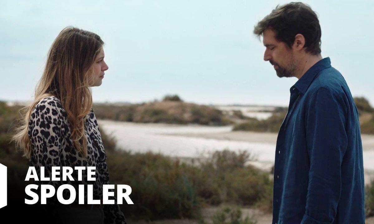 [SPOILER] - Laetitia découvre le mensonge de Vincent !