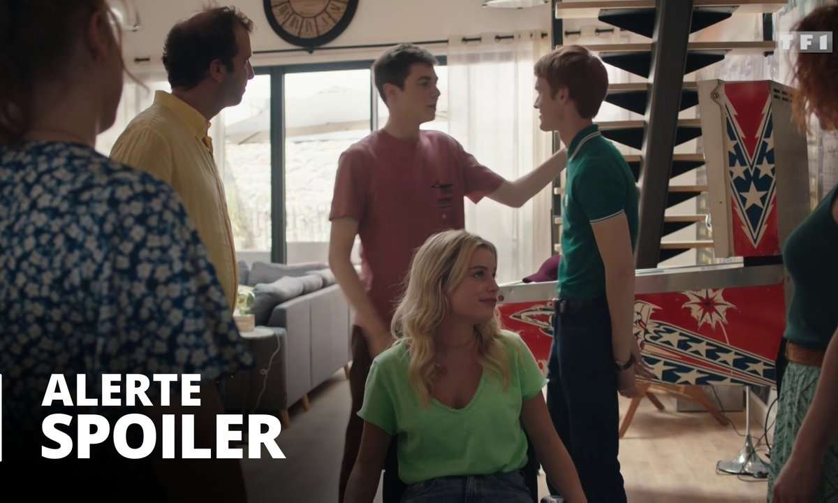 [SPOILER] - Le grand départ de Juliette et ses enfants !