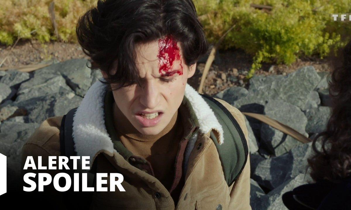 [SPOILER] - Le terrible accident d'Aurélien !