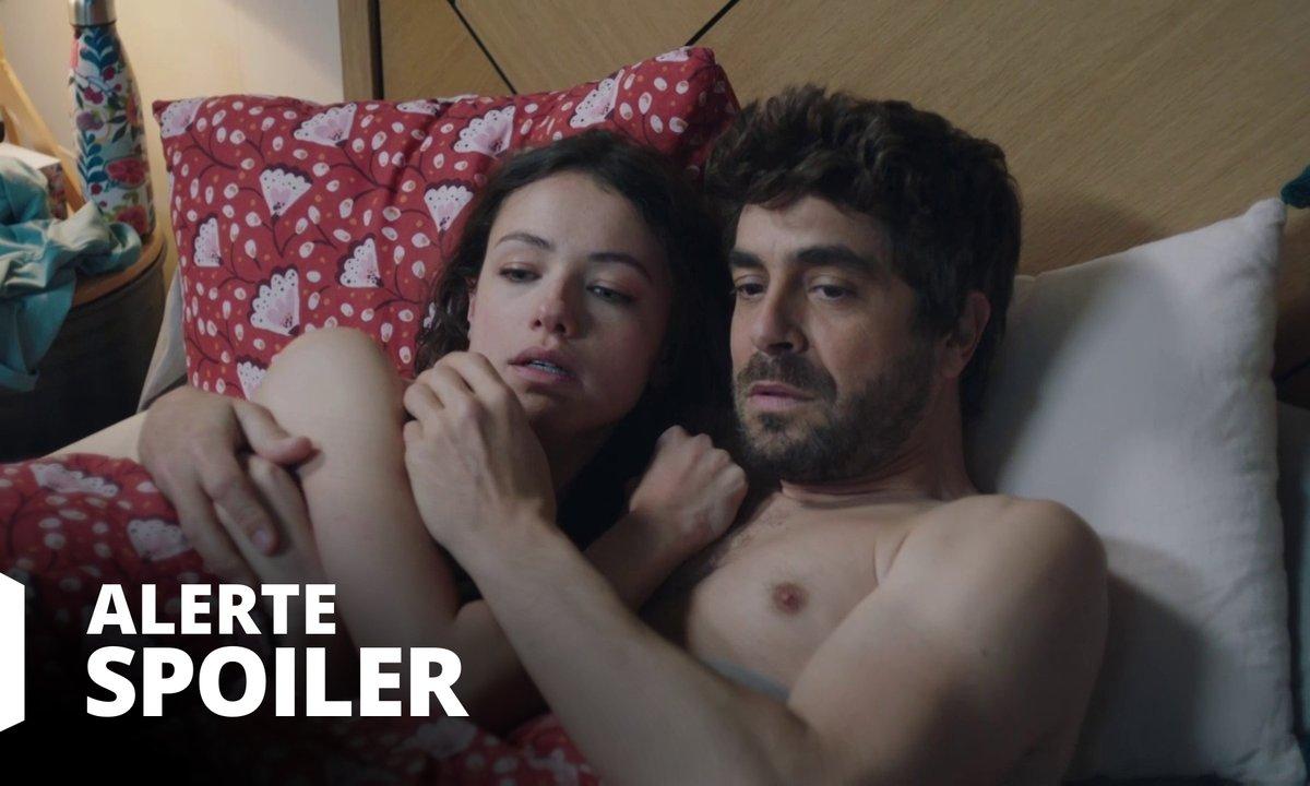 [SPOILER] - Lisandro et Anaïs surpris par Enzo !