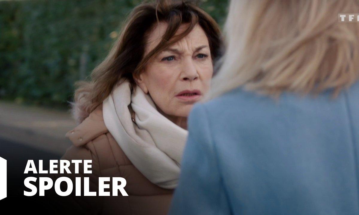[SPOILER] - Lydie attaque Marianne au couteau !