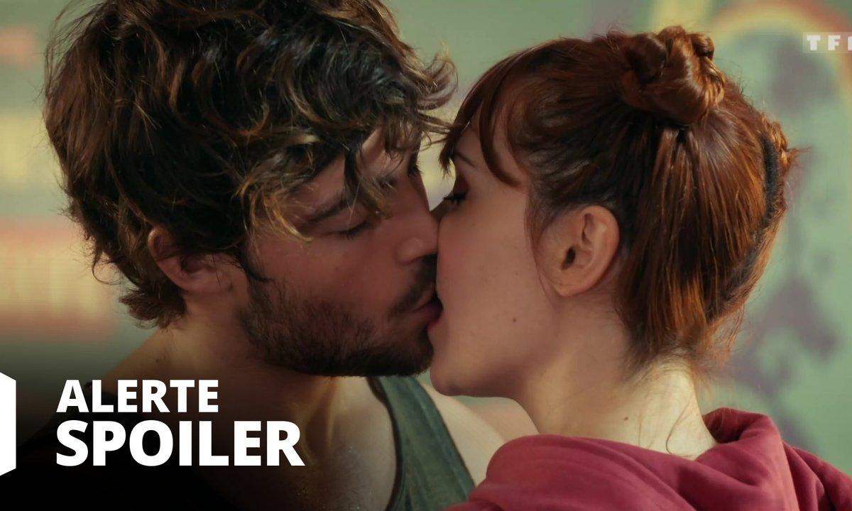 [SPOILER] - Maxime embrasse une ancienne conquête !