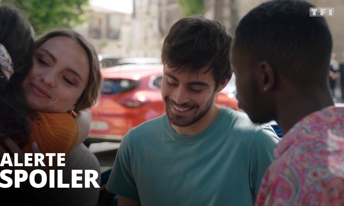 [SPOILER] - Maxime et Salomé quittent l'Institut !