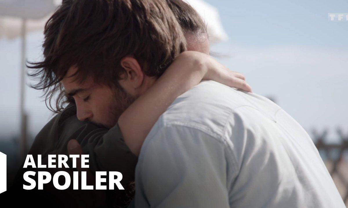 [SPOILER] - Maxime se réconforte dans les bras de…
