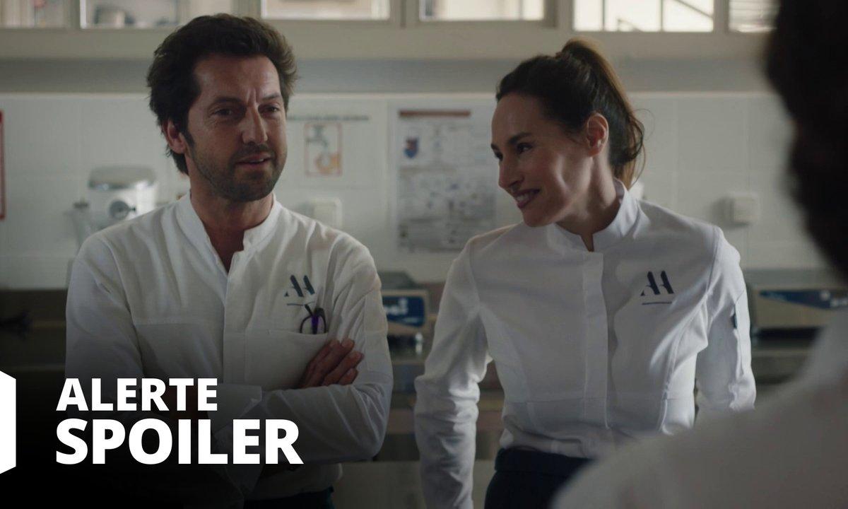[SPOILER] - Rose et Antoine deviennent élèves...