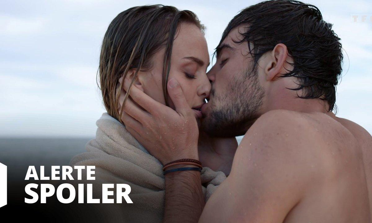 [SPOILER] - Salomé et Maxime s'embrassent