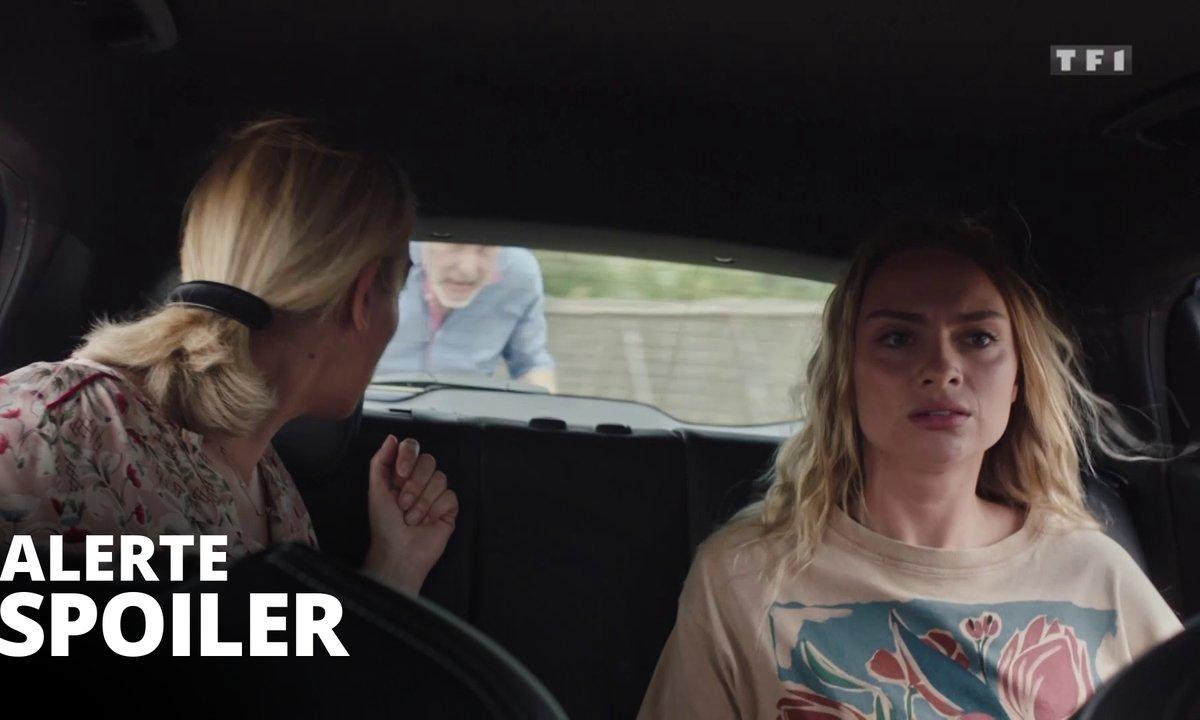[SPOILER] - Sylvie s'enfuit avec Salomé et Maxime !