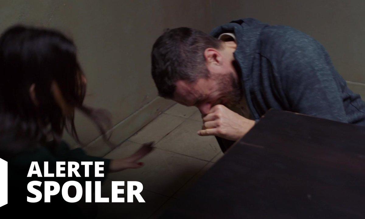 [SPOILER] - Thomas Delcourt s'effondre en prison !