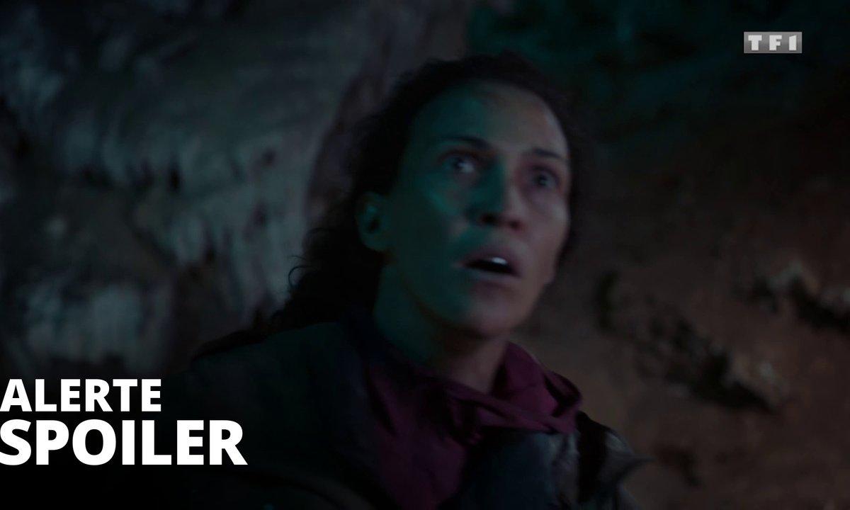 [SPOILER] - Un nouvel éboulement dans la grotte ?