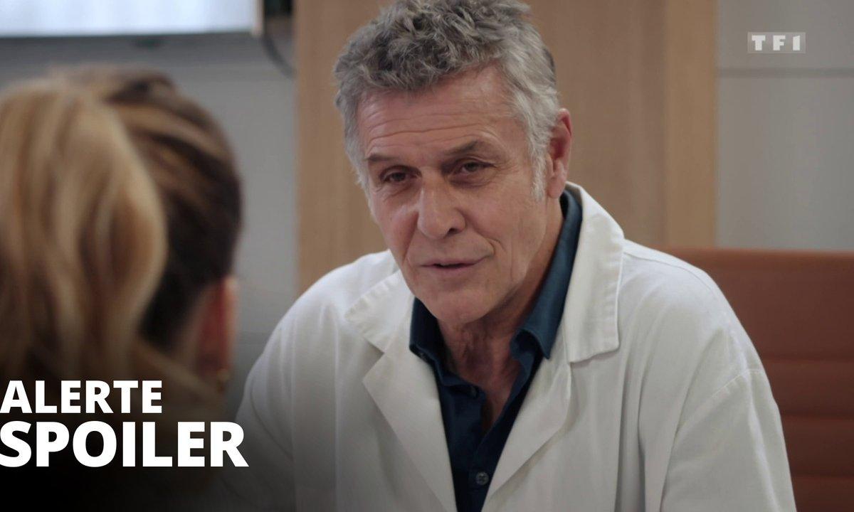 [SPOILER] - Victoire demande à Renaud d'opérer Marc Véry !