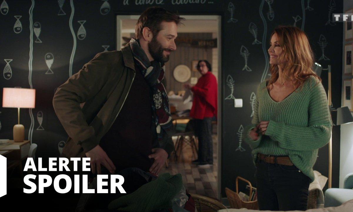 [SPOILER] - Xavier s'installe chez Chloé !