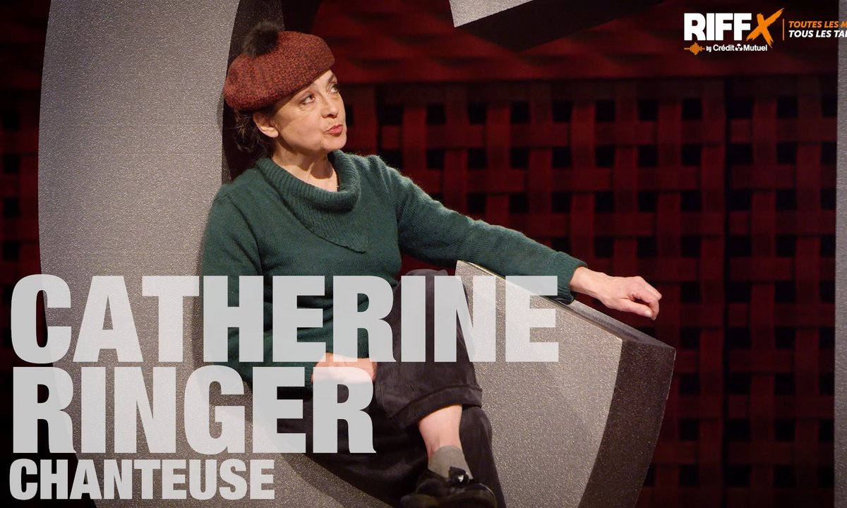 Sponsorisé - Ma plus belle histoire de scène ! Catherine Ringer