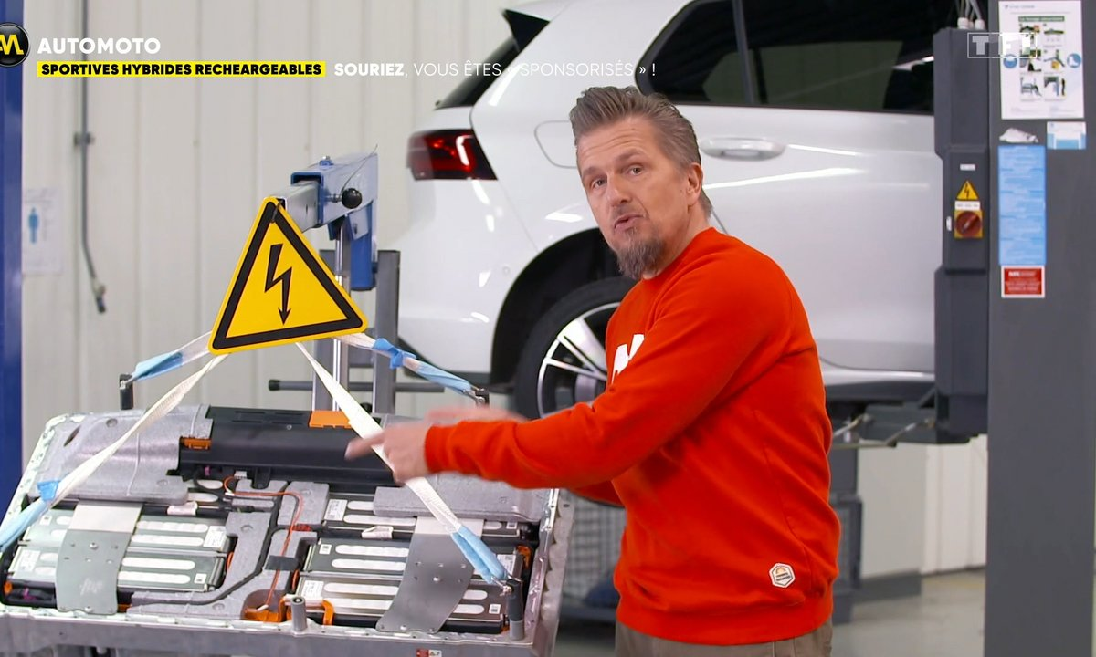 """Sportives hybrides rechargeables : souriez, vous êtes """"sponsorisés"""" !"""