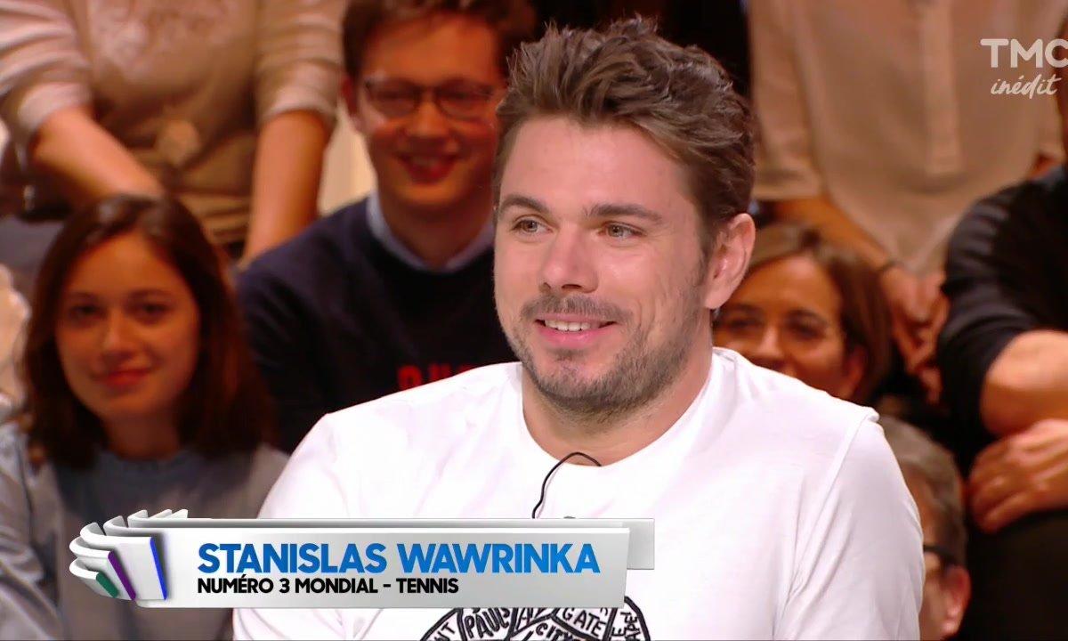 L'interview de Stan Wawrinka : être Suisse c'est quoi?