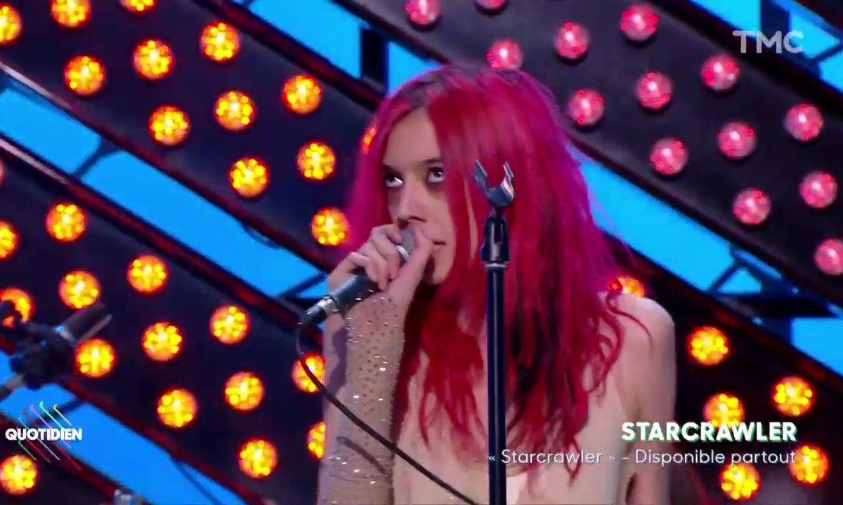 Starcrawler – « I love L.A. » en live dans Quotidien