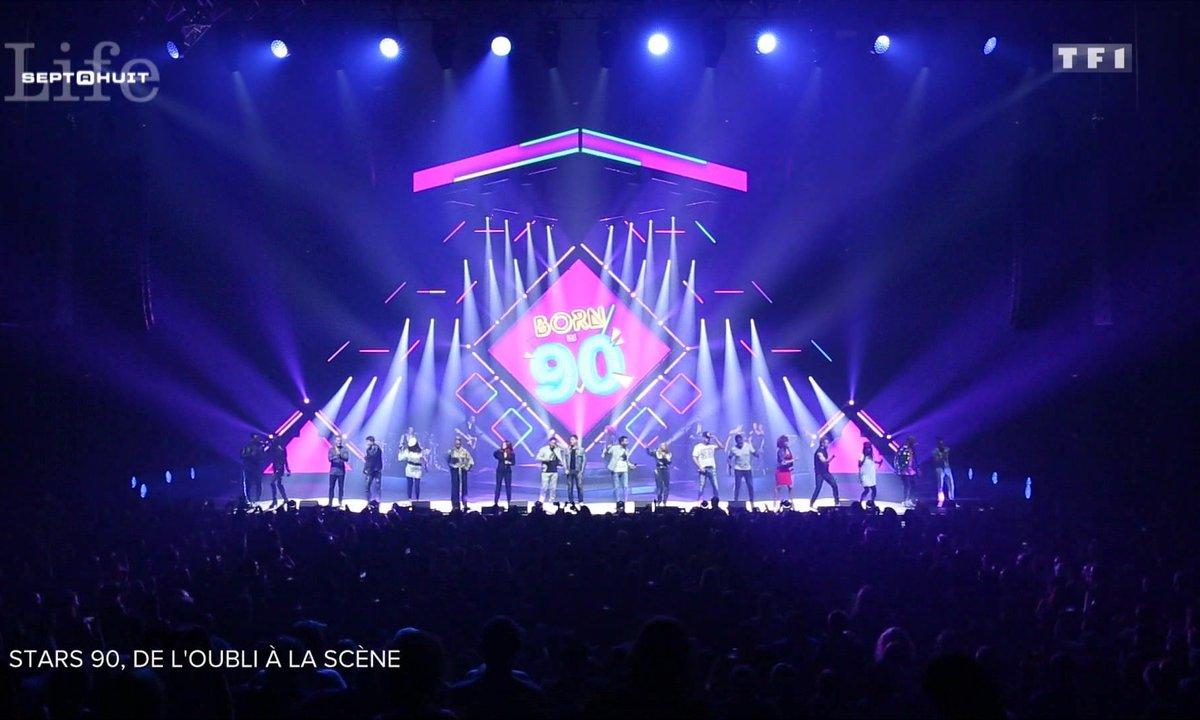 Stars 90, de l'oubli à la scène